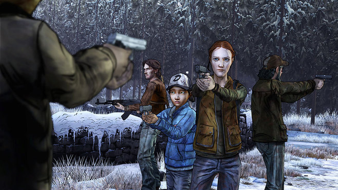 The Walking Dead: Season 2 Screenshot 9