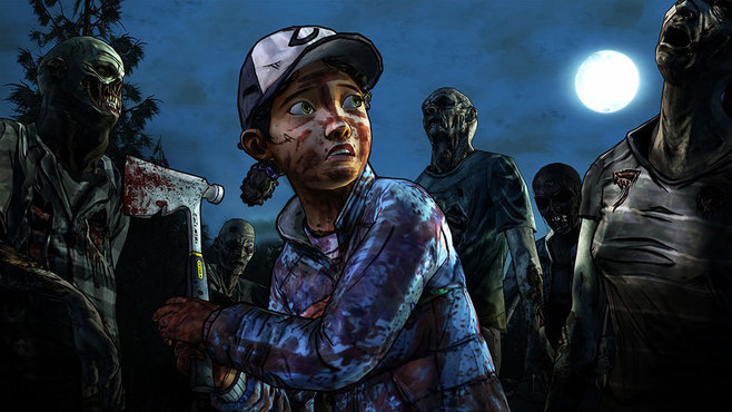 The Walking Dead: Season 2 Screenshot 10