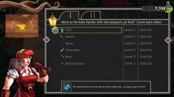 The Weaponographist Screenshot 7