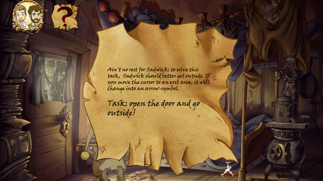 The Whispered World Special Edition Screenshot 2