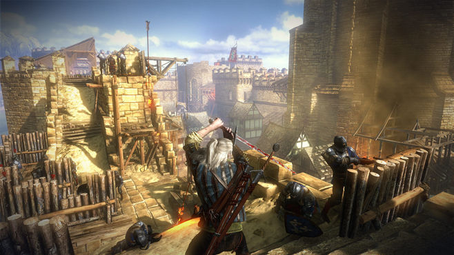 The Witcher 2: Assassins of Kings Enhanced Edition Screenshot 3