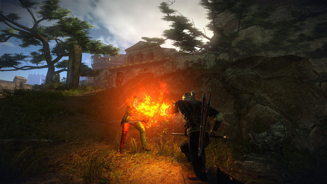 The Witcher 2: Assassins of Kings Enhanced Edition Screenshot 6