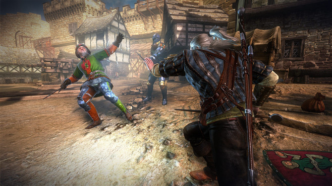 The Witcher 2: Assassins of Kings Enhanced Edition Screenshot 8
