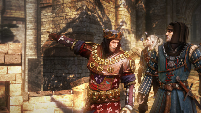 The Witcher 2: Assassins of Kings Enhanced Edition Screenshot 10