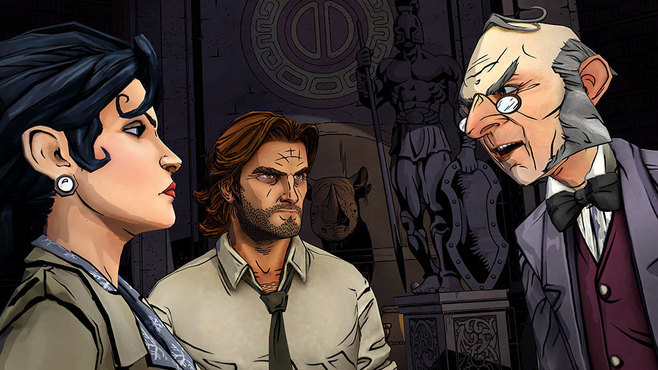 The Wolf Among Us Screenshot 4
