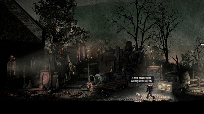 This War of Mine: Stories - Father's Promise Screenshot 1