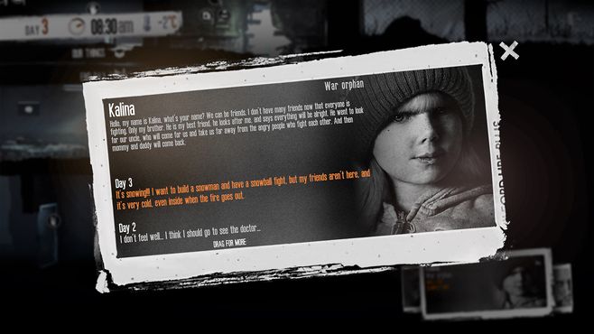 This War of Mine - The Little Ones DLC Screenshot 3
