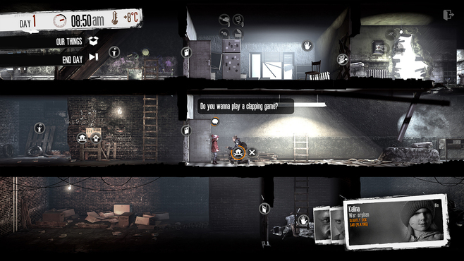 This War of Mine - The Little Ones DLC Screenshot 4