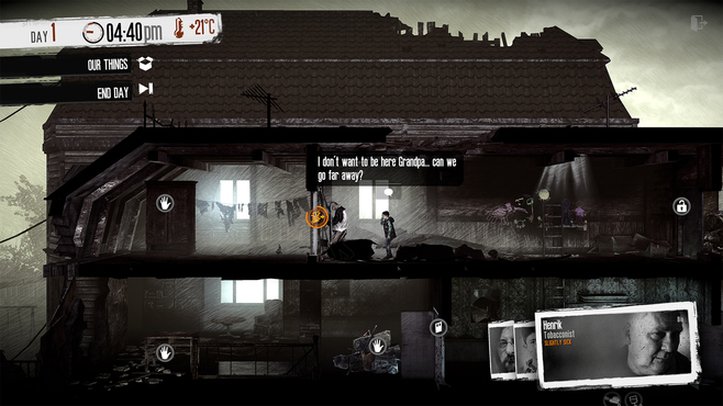 This War of Mine - The Little Ones DLC Screenshot 5