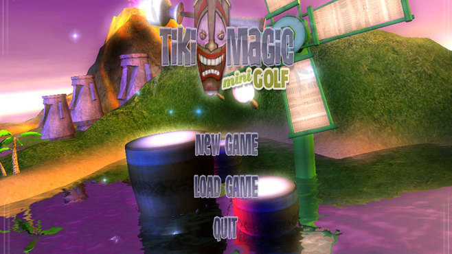 Tiki Magic Mini Golf Screenshot 1