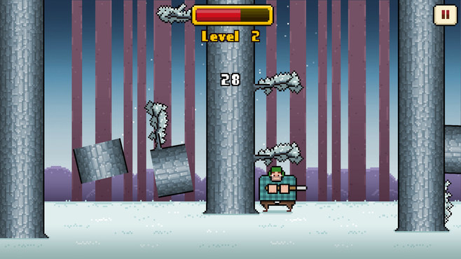 Timberman Screenshot 1