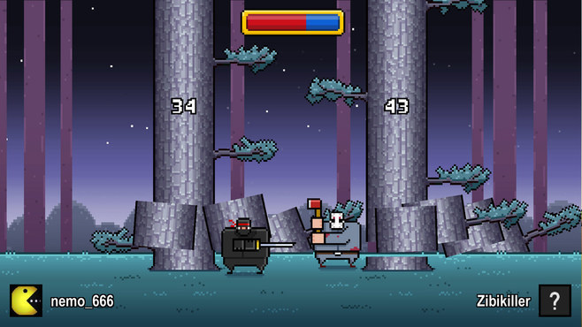 Timberman Screenshot 4