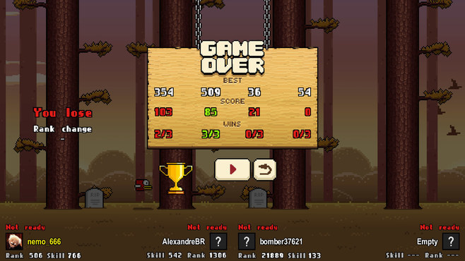 Timberman Screenshot 7