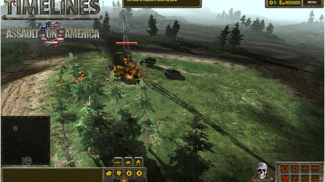 Timelines: Assault On America Screenshot 8