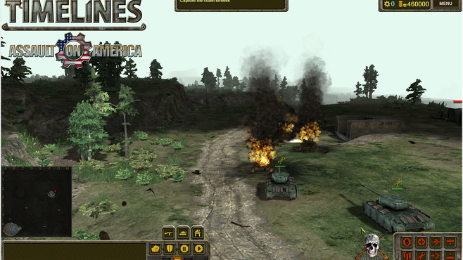 Timelines: Assault On America Screenshot 13