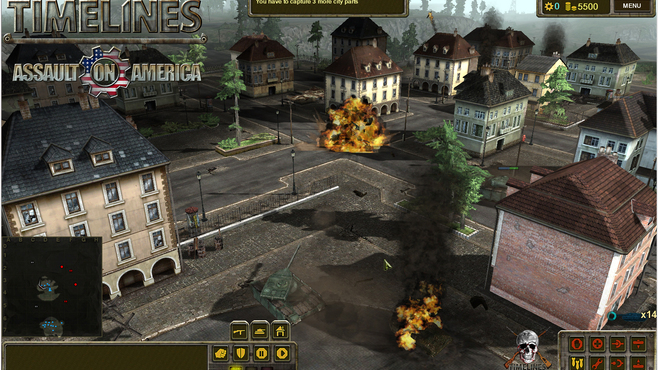 Timelines: Assault On America Screenshot 14