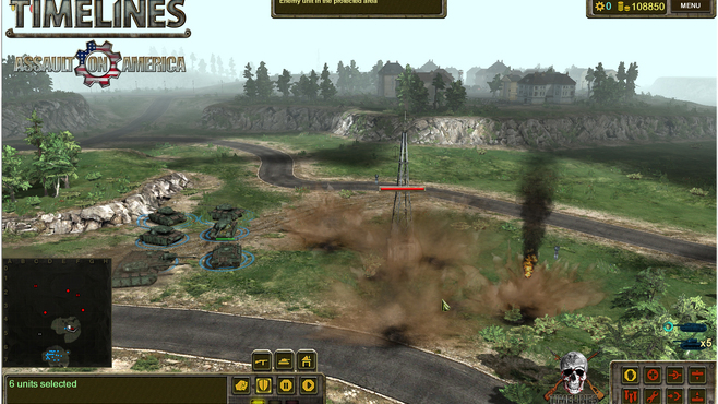 Timelines: Assault On America Screenshot 15