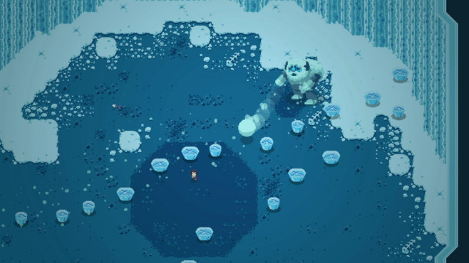 Titan Souls Collectors Edition Screenshot 4