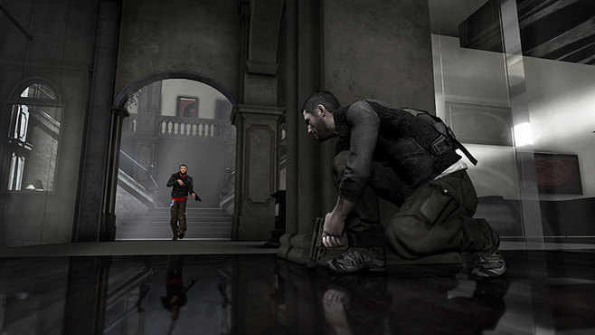 Tom Clancy's Splinter Cell Conviction Screenshot 3