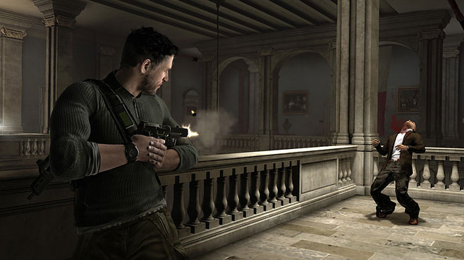 Tom Clancy's Splinter Cell Conviction Screenshot 4