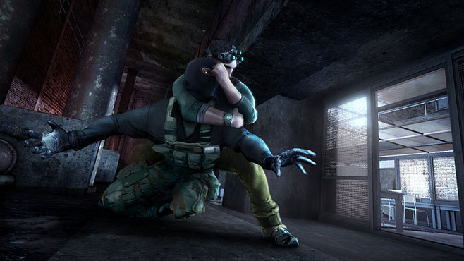 Tom Clancy's Splinter Cell Conviction Deluxe Edition Screenshot 1