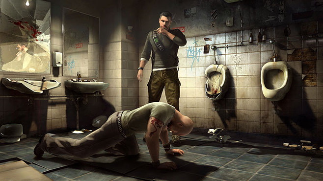 Tom Clancy's Splinter Cell Conviction Deluxe Edition Screenshot 5