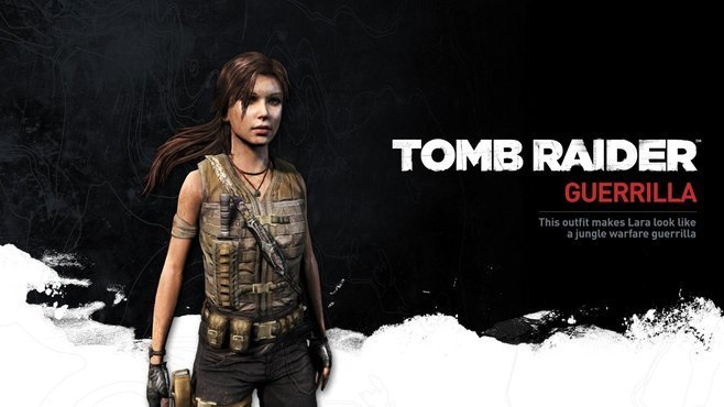Tomb Raider DLC Collection Screenshot 2
