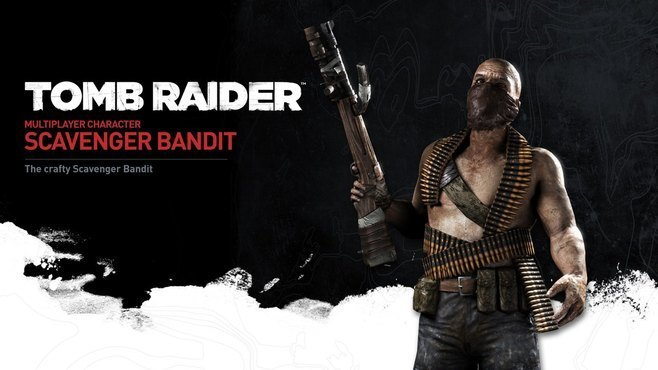 Tomb Raider DLC Collection Screenshot 4