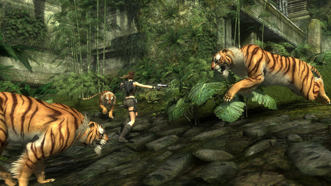 Tomb Raider: Underworld Screenshot 8