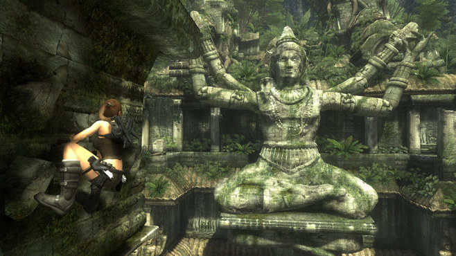 Tomb Raider: Underworld Screenshot 9