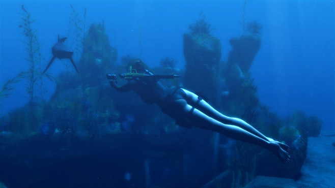 Tomb Raider: Underworld Screenshot 10