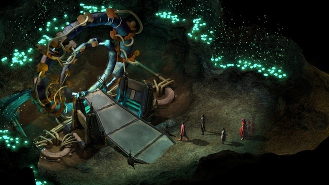 Torment: Tides of Numenera Screenshot 10