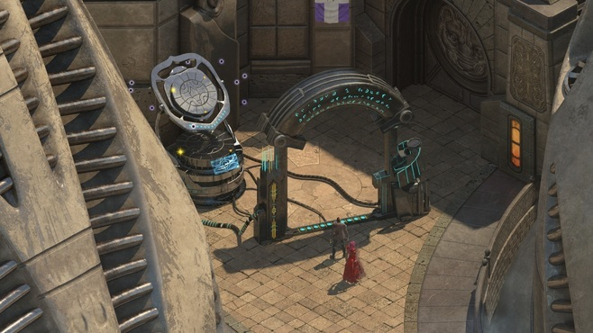 Torment: Tides of Numenera Screenshot 13