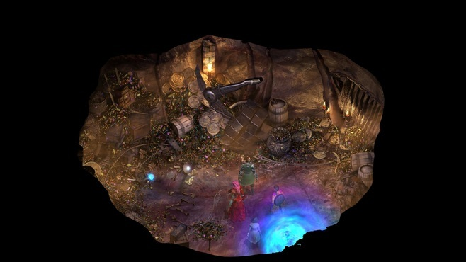 Torment: Tides of Numenera Screenshot 15