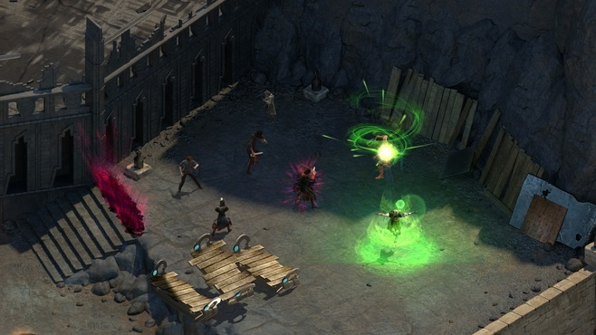 Torment: Tides of Numenera Legacy Edition Screenshot 13