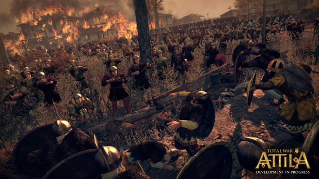 Total War™: ATTILA Screenshot 9
