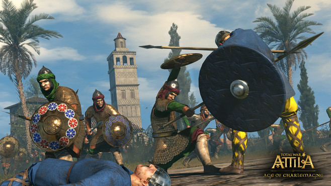 Total War™: ATTILA – Age of Charlemagne Campaign Pack Screenshot 2