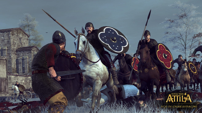 Total War™: ATTILA – Age of Charlemagne Campaign Pack Screenshot 3