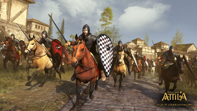 Total War™: ATTILA – Age of Charlemagne Campaign Pack Screenshot 4