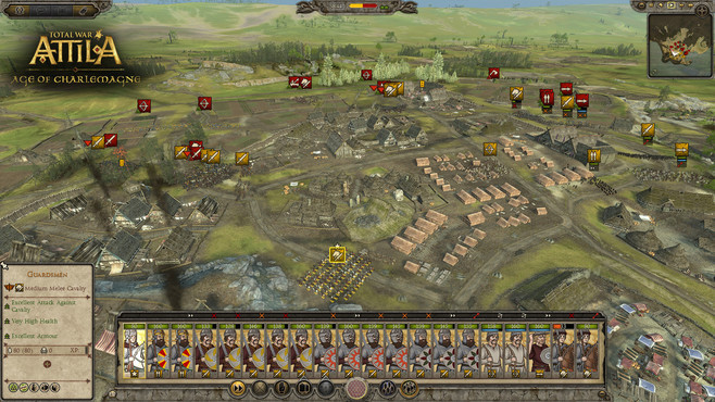 Total War™: ATTILA – Age of Charlemagne Campaign Pack Screenshot 6