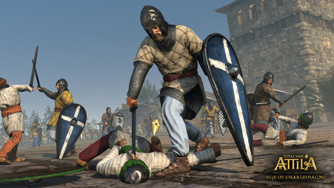 Total War™: ATTILA – Age of Charlemagne Campaign Pack Screenshot 7