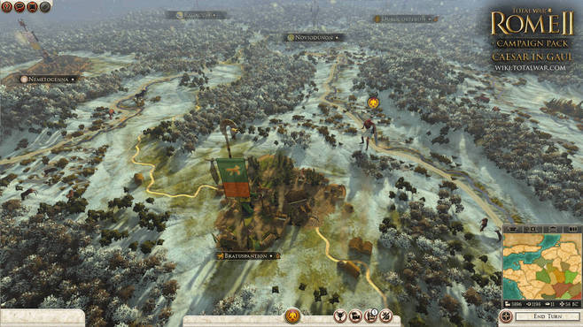 Total War™: ROME II - Caesar in Gaul Campaign Pack Screenshot 1