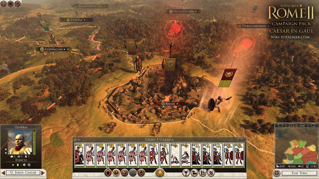 Total War: ROME II - Caesar in Gaul Campaign Pack Screenshot 2