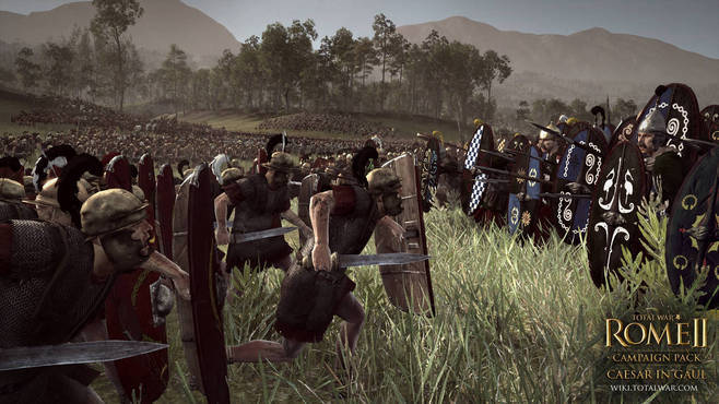 Total War™: ROME II - Caesar in Gaul Campaign Pack Screenshot 3