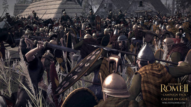 Total War: ROME II - Caesar in Gaul Campaign Pack Screenshot 4