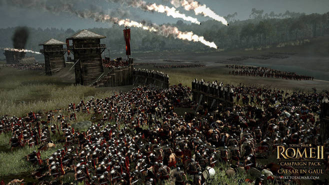 Total War: ROME II - Caesar in Gaul Campaign Pack Screenshot 7