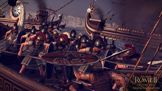 Total War: ROME II - Pirates and Raiders Culture Pack Screenshot 4