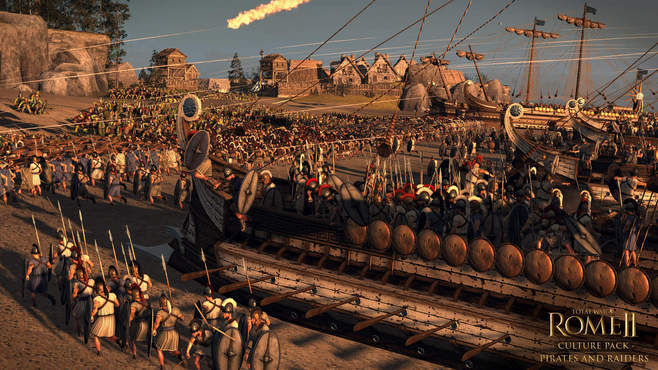 Total War: ROME II - Pirates and Raiders Culture Pack Screenshot 5