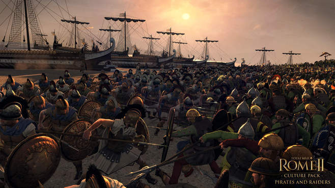 Total War: ROME II - Pirates and Raiders Culture Pack Screenshot 6
