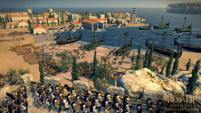 Total War: ROME II - Pirates and Raiders Culture Pack Screenshot 7